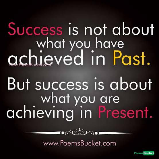 success shayari in english