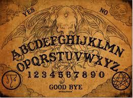 Ouija Board Coffee Table Ouija Board Game Etsy