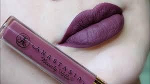 anastasia beverly hills liquid lipstick vamp. anastasia beverly hills - trust issues liquid lipstick lip swatch | jes_sprinkles anastasia beverly hills liquid lipstick vamp o