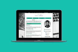 Resume Web Design Tarah Holland
