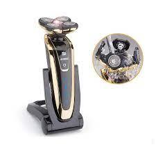 GENPAI 5D elektrikli tıraş makinesi erkekler yıkanabilir şarj edilebilir tıraş  makinesi su geçirmez elektrikli tıraş sakal makinesi jilet traş makineleri  erkekler için|Electric Shavers