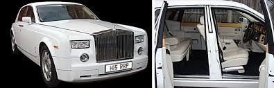 rolls royce phantom limo interior. white rolls royce phantom limo u0026 interior view of