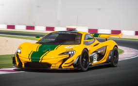 McLaren P1 GTR review: the ultimate track-day car