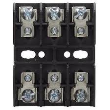 fuse holders and fuse blocks graybar store fuse block class g 30a 480v screw 3 pole