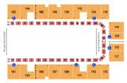 Mesquite Arena Seating Chart Mesquite Arena Tickets And Mesquite Arena Seating Chart