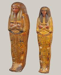 an artisan s tomb in new kingdom essay heilbrunn khonsus anthropoid coffins