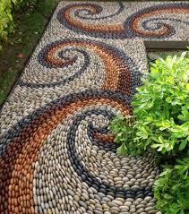 Mosaic Design Ideas Pebble Mosaic Design Ideas 130 Home And Apartment Ideas