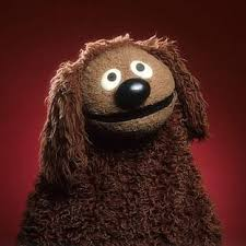 muppet characters.  Characters Rowlf The Dog With Muppet Characters E