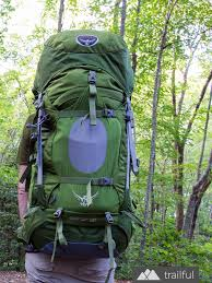 Osprey Aether 60 Backpack Review Backpacking Gear Hiking