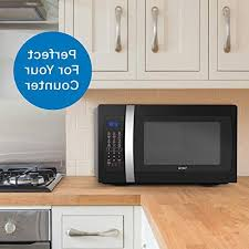 homelabs countertop oven 1 3 cu 1050w cook functions dishwasher turntable 10 power