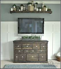 Media Console Ikea remodelaholic | transform ikea cubbies into a pottery  barn console