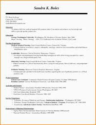 Best Nurse Resume Medical Surgical Nurse Resume Best Nursing Tolg Jcmanagement