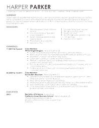 Waitress Resume Example Classy Waiter Resume Sample Plus Waiter Objective Resume Waitress Resume