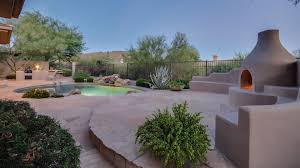 Scottsdale Backyard Design Backyard Scottsdale Arizona Az Luxury Architecture
