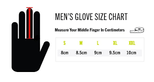 Nike Glove Size Chart Football
