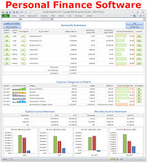 Georges Budget For Excel V10 0 Personal Finance Software