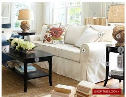 Pottery Barn Living Room Decorating And Living Rooms Ideas With A Vintage Touch From Pottery Barn