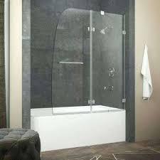 frameless sliding shower doors tub. Frameless Bathtub Doors Shower The Home Depot Popular Of . Sliding Tub