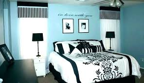 blue white and black bedroom ideas phenomenal blue black bedroom teal white and silver blue black