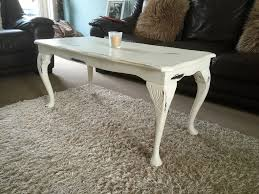 ... Long High Rectangle Wood Antique White Coffee Table Designs Ideas: antique  white coffee ...