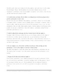 Review Examples For Employees Sample Employee Self Assessment Answer Writing A Good Appraisal