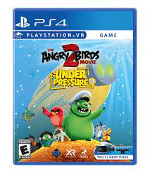 The Angry Birds 2 Movie - Under Pressure VR - EBGames.ca
