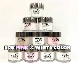Details About Eds Sns Gelish Dip Dipping Powder Nail System 59g French Pink White Color