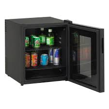 deluxe black beverage cooler