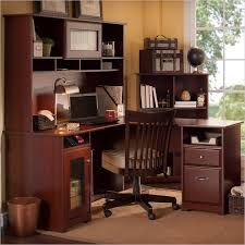 traditional computer desk with hutch home office3 office
