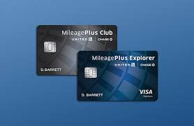 united airlines rewards credit cards