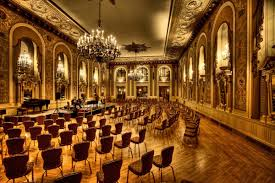 Venues And Seating Delaware Symphony Orchestra