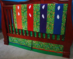 turtle crib bedding for a girl
