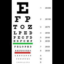 Snellen Chart 3m Printable 54 Qualified What Is The Snellen Eye Chart