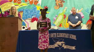 Kelley Smith Elementary Terrific Kids 4-5-19 - YouTube