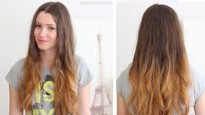 how to ombre your hair at home diy loreal wild ombre kit review you