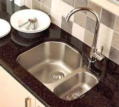 image of undermount kitchen sinks