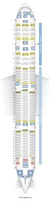 Egyptair Seating Chart Seat Map Boeing 777 300er 77w Egyptair Find The Best