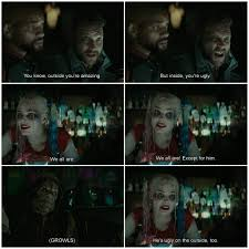 Me Myself And I Life Facts From Harley Quinn Suicide Squad