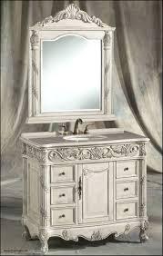 shabby chic bathroom vanity. Shabby Chic Bathroom Vanities New Cabinets Mid Century Mirrored Vanity Dresser R
