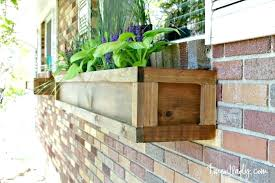 diy window boxes window planter boxes window boxes and a ace window planter box ideas diy window seat toy box