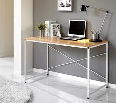 simple home office desk. Computer Books On The Table Simple Home Office Desk IKEA Creative Study Minimalist Style Rectangular Small With Shelves-in Desks From