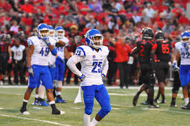 Lonnell Brown Jr Football Indiana State University