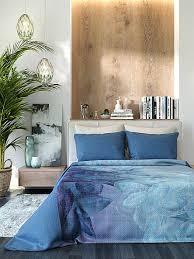 Купить комплект штор «<b>Киопи</b> (<b>умеренный синий</b>)» синий/голуб ...
