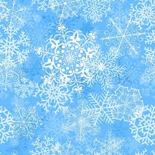 light blue snowflake backgrounds. Christmas Seamless Pattern With Big Snowflakes On Light Blue Background Stock Vector Colourbox To Snowflake Backgrounds