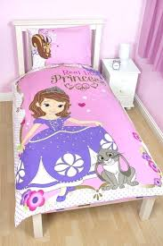 sofia the first bed set the first bedding set the first amulet single duvet cover set