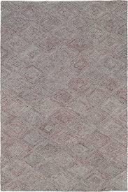 pantone universe colorscape 42114 rug rust grey contemporary area rugs by arearugs