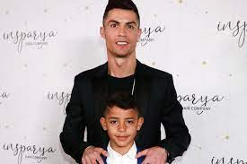 Cristiano Ronaldo: Sein Sohn (9) hat eigenen Instagram-Account