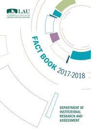 Pell Chart 1718 Lau Factbook 2017 2018 By Lebanese American University Issuu