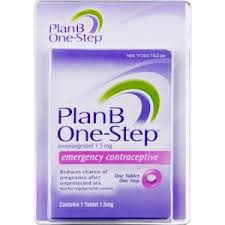 Plan B And Birth Control Same Time Plan B One Step Emergency Contraceptive Tablet