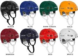 Bauer Helmet Size Chart Bauer Re Akt Hockey Helmet